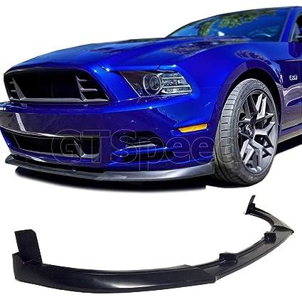 2013 Mustang Front Bumper >> Amazon Com Gt Speed For 2013 2014 Ford Mustang V6 V8 Cv