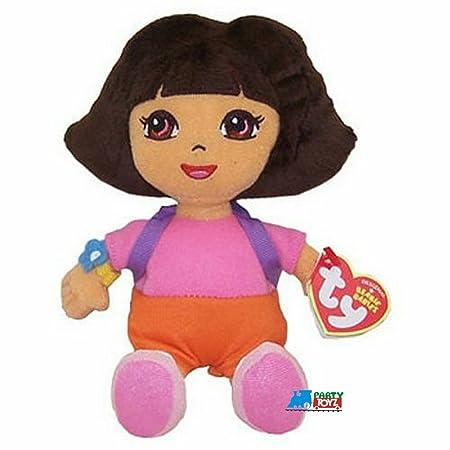 TY Beanie Babies Dora The Explorer Extra Large  Amazon.co.uk  Kitchen   Home 1d6faca2779