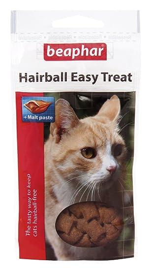 Beaphar Hairball Easy Treats for Cats 35 g (Pack of 9)
