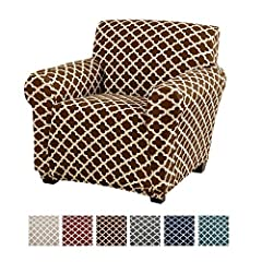 Brenna Collection Basic Strapless Twill Slipcover Freshen up your home décor and protect your furniture. Slipcovers are the perfect combination of style and function. A must-have for homes with children and pets! Our Basic slipcovers are the ...