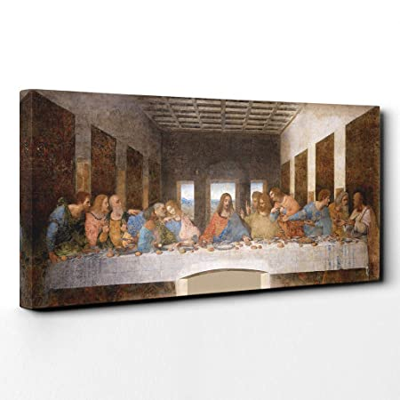 Get Here Last Supper Picture In Dining Room