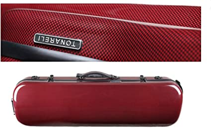 Original Tonareli estuche para violín 4/4 EDICIÓN ESPECIAL VNFO1018 Red Graphite - VENDEDOR AUTORIZADO: Amazon.es: Instrumentos musicales
