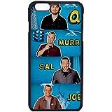 Impractical Jokers Case / Color Black Rubber / Device iPhone 6/6s