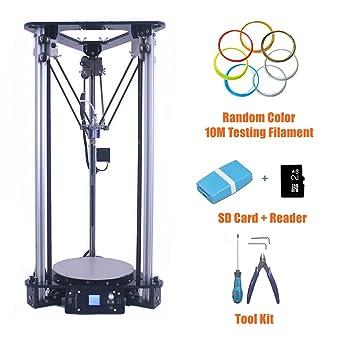 Sinis T1 Delta Impresora 3D con tamaño de impresión 180320 mm ...