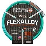 Apex 8550-100' Flex Alloy Garden Hose, 5/8'' by 100'