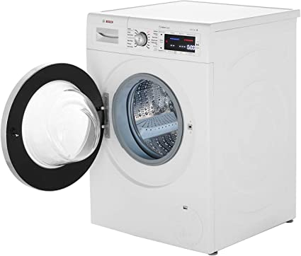 Bosch Serie 8 ActiveOxygen WAW28750GB 9kg 1400rpm Freestanding Washing Machine-White [Energy Class A+++]