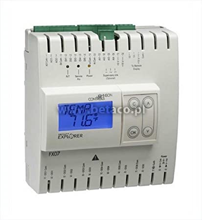 Johnson controls lp-fx07d72 – 000 C – Controlador programable FX07