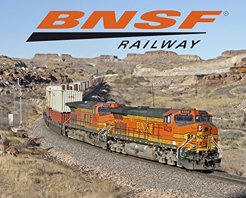 "BNSF Railway ""Dash 9s"" 8"" x 10"" Metal Sign"
