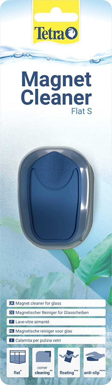 Tetra Magnet Cleaner S Pulizia Vetri Magnete per Una Pulizia Facile e Veloce dell'Acquario