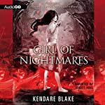 Girl of Nightmares: Anna Dressed in Blood, Book 2 | Kendare Blake