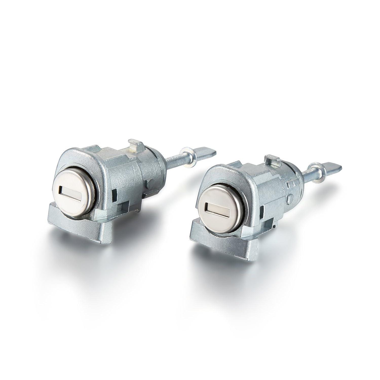 Serratura a cilindro con chiave 3B0837167+3B0837168 Passat B5 Lupo 6X1 6E1