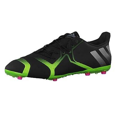 adidas Ace 16+ Tkrz, Scarpe da Calcio Bambino, NeroVerde