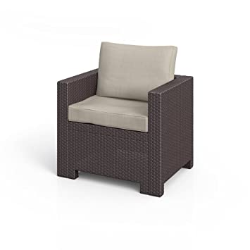 Gartenmobel Lounge Sessel , Amazon Bica Colorado Lounge Sessel Poly Rattan Gartenmöbel