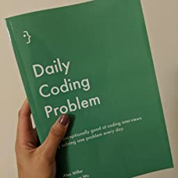 Amazon com: Customer reviews: Daily Coding Problem: Get