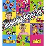 Hama 399/10 - Original Bügelperlen Vorlagenheft Inspiration 10