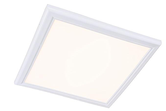 finest selection ccf41 2d01d 2'X2' LED Flush Mount Troffer Flat Panel Light Fixture Warm 2700K 52 Watt  110-277V