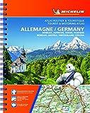 Michelin Germany, Benelux, Austria, Switzerland, Czechia Tourist & Motoring Atlas (bi-lingual): Road Atlas (ATLAS (25240))