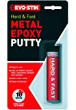 Evo-Stik 320123 50g Hard and Fast Metal Epoxy Putty