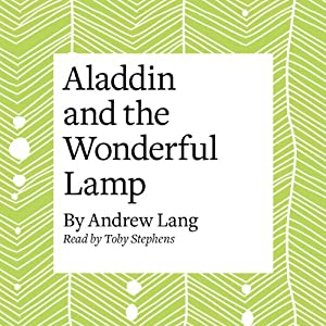Aladdin and the Wonderful Lamp Audiobook