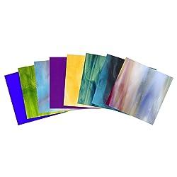 Stained Glass Variety Kit - Kokomo Northern Lights