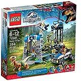 LEGO Jurassic Park Jurassic World Raptor Escape Set #75920