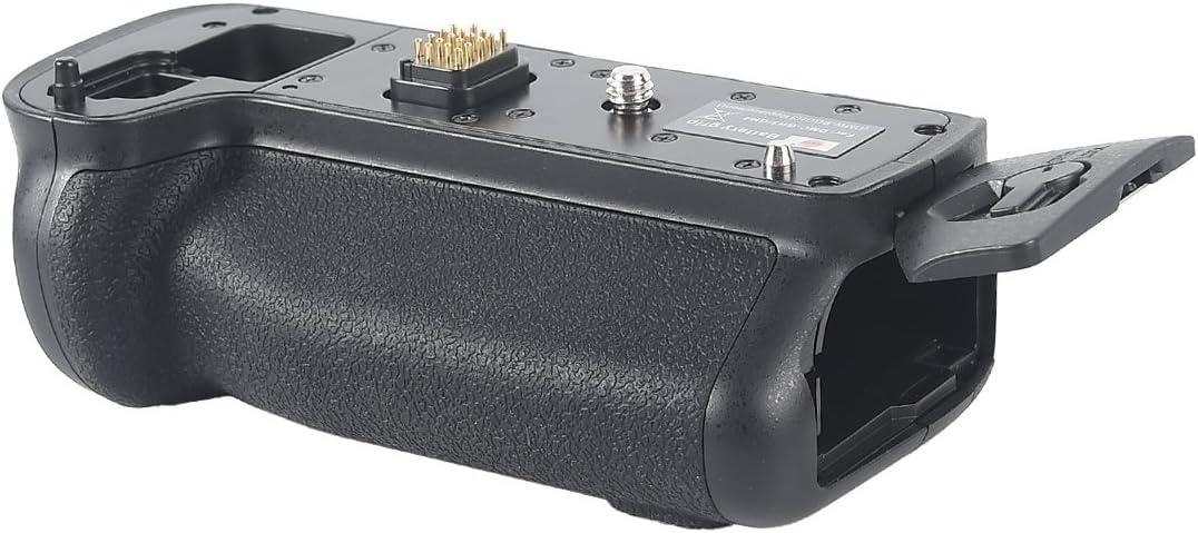 DSTE Replacement for Pro DMW-BGGH3 Vertical Battery Grip 2X DMW-BLF19E Compatible Panasonic Lumix GH3 SLR Digital Camera