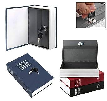Gloriashoponline - Caja de seguridad para guardar dinero en efectivo, 24 x 15 cm: Amazon.es: Industria, empresas y ciencia