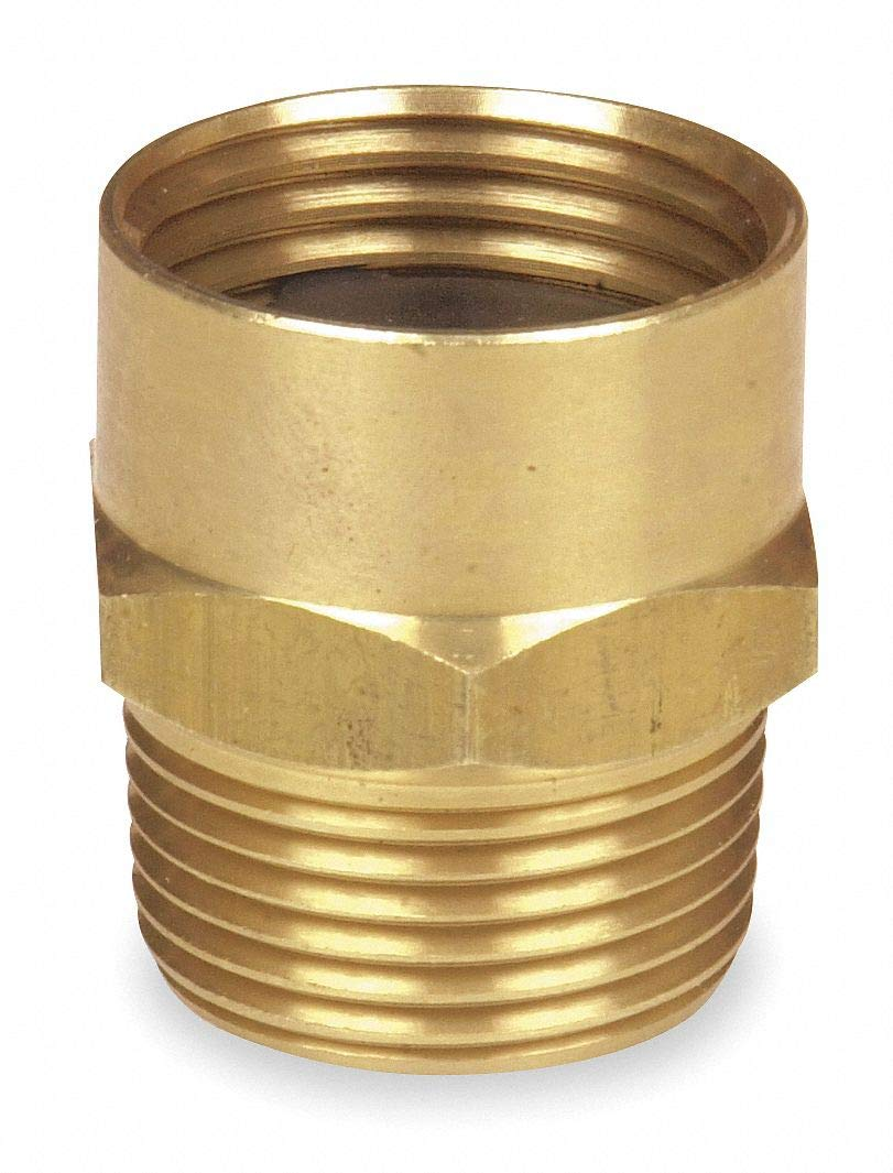 Hose To Pipe Adapter, Female/Male