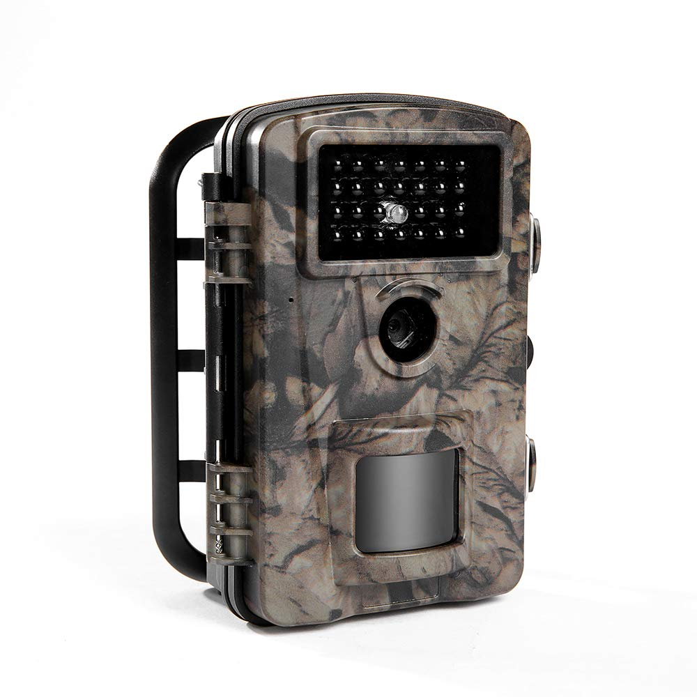 Siensen Trail Camera 12MP 1080P 2.4'' LCD Wildlife Hunting Camera with 90° Wide Angle, Night Vision Up to 65ft/20m, IP66 Waterproof Design Wildlife Surveillance Game Camera by Siensen (Image #2)
