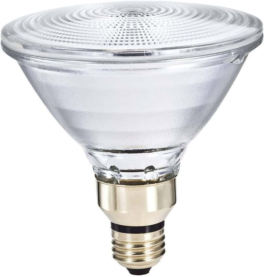 Philips 419408 EcoVantage PAR38 90 Watt Equivalent Dimmable Flood Standard Base Bulb 6-Pack