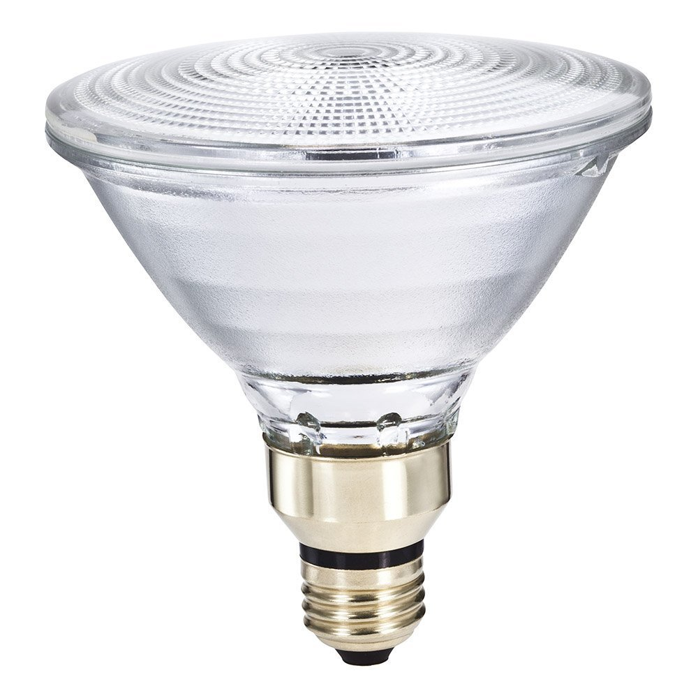 Philips 419424 Halogen PAR38 45 Watt Equivalent Flood Dimmable Standard Base Light Bulb 6 Pack