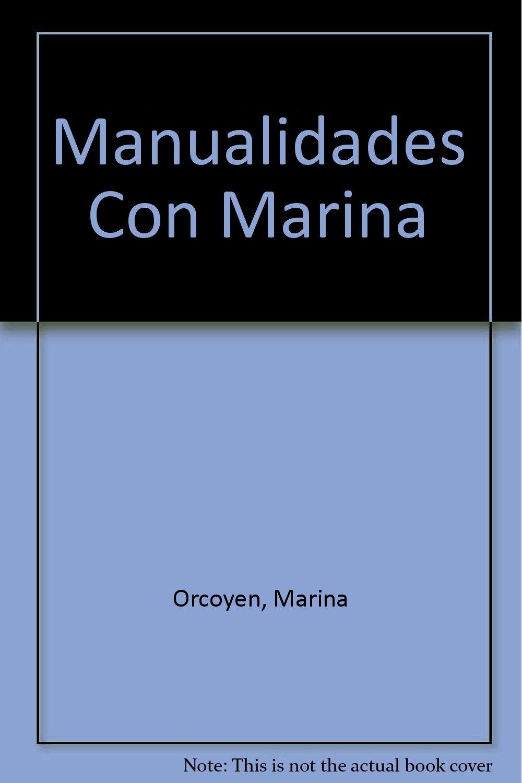 Download Manualidades con Marina pdf