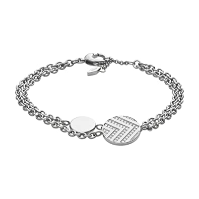 Fossil Women Stainless Steel Bangle - JF02818040 MJaC1Ep