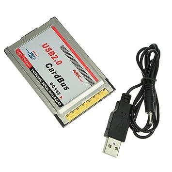 NEC CARDBUS USB 2.0 DRIVER UPDATE