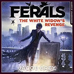The White Widow's Revenge Audiobook