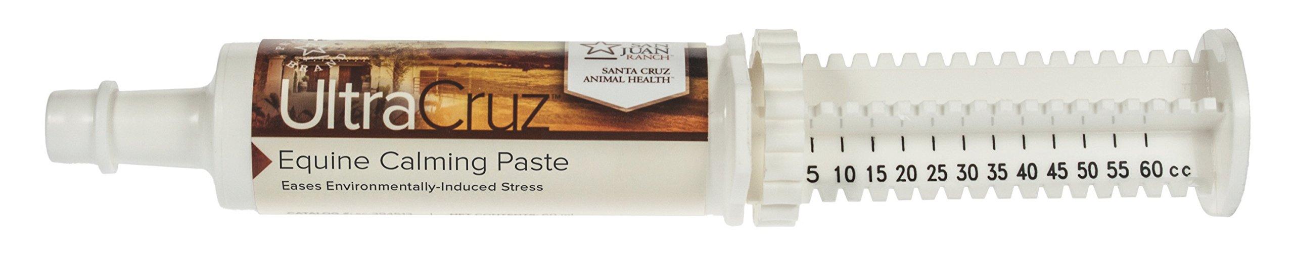 UltraCruz Equine Calming Supplement for Horses, 60 ml, Paste by UltraCruz