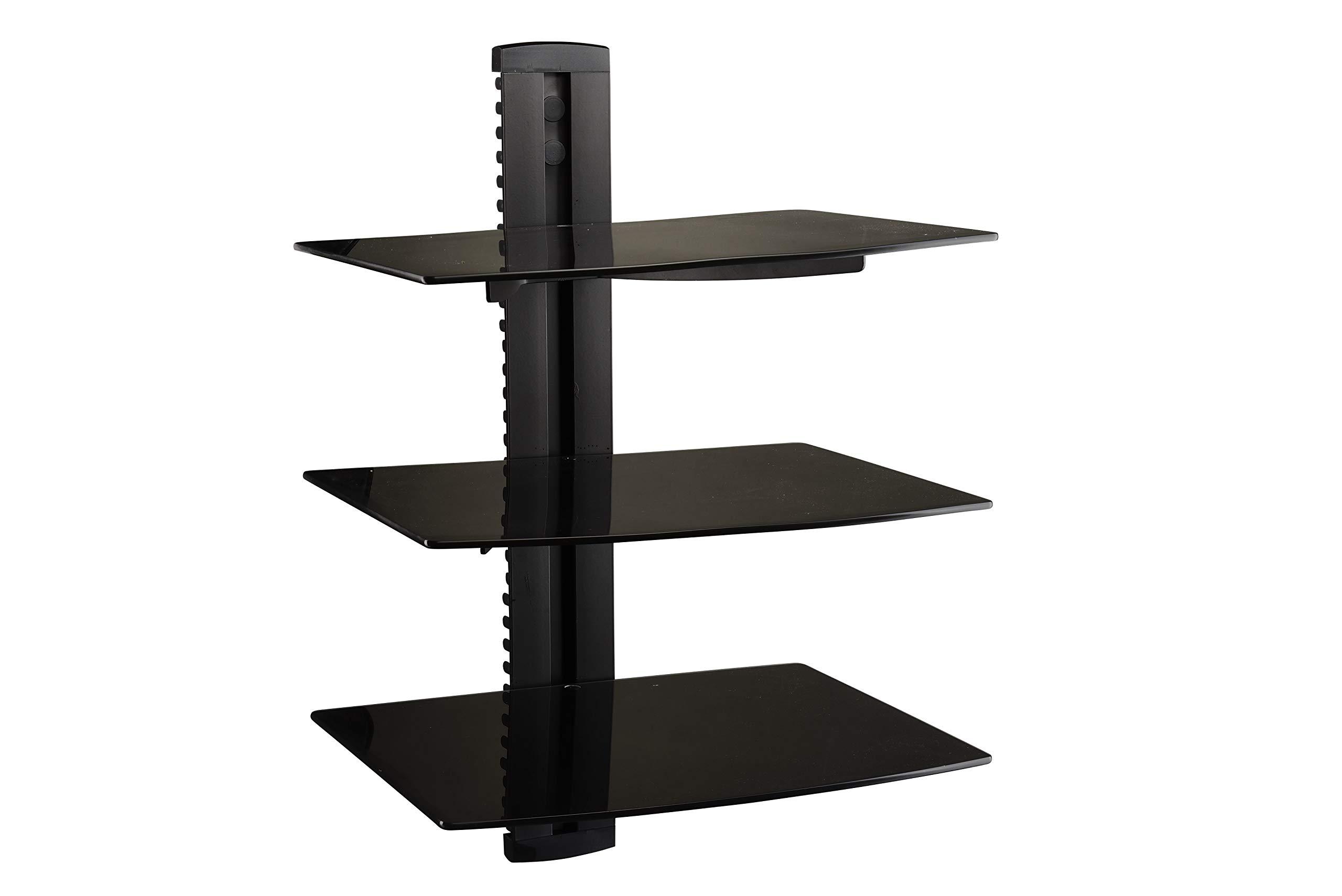 Ready Set Mount Triple Component Shelf