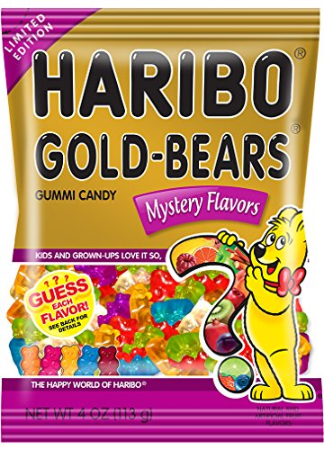 Haribo Gold-Bears Mystery Flavors