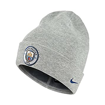 Nike MCFC U NK BEANIE Training Cap Manchester City FC for Man e6ecaa76dca