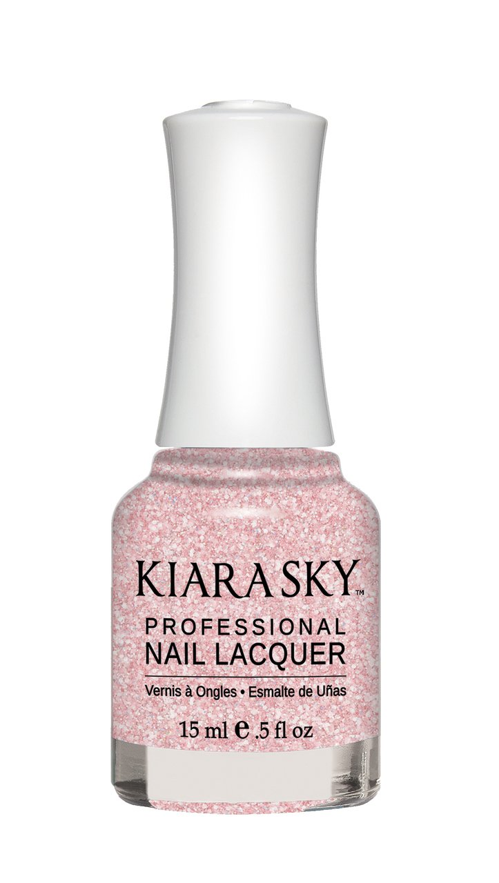 Amazon.com : Kiara Sky Nail Lacquer, Strike Gold, 15 Gram : Beauty