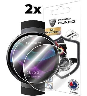 Amazon.com: BLACK DM98 2.2INCH HD Camera Smart Watch Phone ...