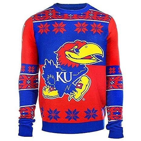 NCAA Big Logo Ugly Crew Neck Sweater