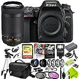 Nikon D7500 DSLR Camera with Nikon 70-300mm Lens Starter Combo