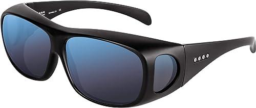 EnChroma Receptor Red/Green Color Blindness Fit-over Frame Glasses