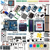 UNO R3 Starter Kit for Arduino OLED SPI Bluetooth LCD1602 PIR RTC DHT11