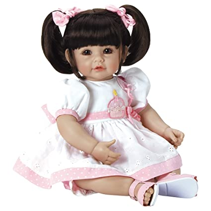 78d6321484 Image Unavailable. Image not available for. Color  Adora Toddler Doll ...