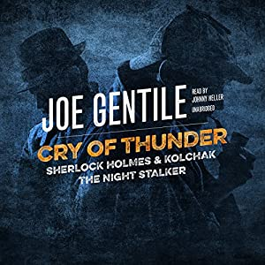Cry of Thunder Audiobook