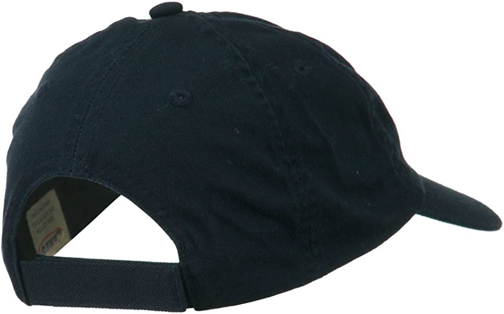 e4Hats.com Youth Princess Embroidered Washed Chino Twill Cap