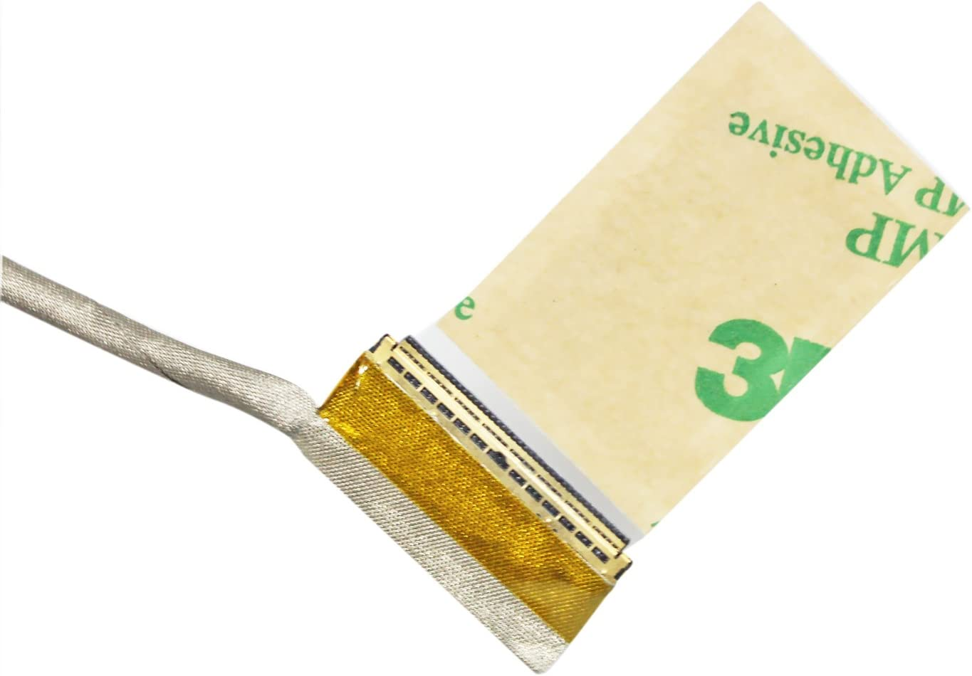 Zahara LCD LED Video Flex Cable Replacement for HP Envy 15-U270NZ 15-U102NK 15-U410NR 15-U011DX 15-U483CL 15-U001XX 15-U493CL 15-U111DX