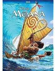 Moana (Bilingual) [DVD]